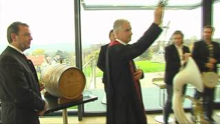 preview picture of video 'Weingut Dockner: Weintaufe 2012'