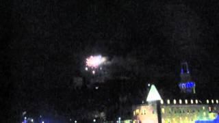 preview picture of video '2012-06-02 Hochzeit im Schloss Waidhofen a.d. Ybbs | risingfire® Feuerwerk'