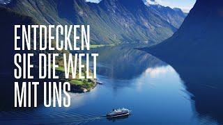 Hurtigruten: Entdecken Sie die Welt
