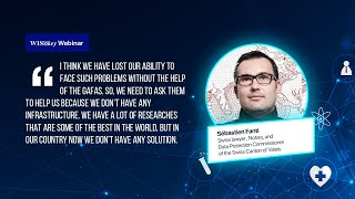 Sébastien Fanti, Swiss lawyer, Notary, Data Protection Commissioner of the Swiss Canton of Valais - Webinar on how to Help Governments, Health and Travel Organizations Deploy a WIShelter Covid-19
