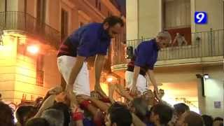 preview picture of video 'CASTELLERS DE BERGA A VILAFRANCA DEL PENEDÈS'