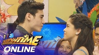 It's Showtime Online: KissMarc takes on a staring contest