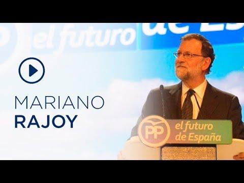 Intervención de Mariano Rajoy en el 19 Congreso Nacional del PP