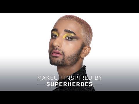 Super Hero Makeup | Tips and Tutorials | Jason Arland | MyGlamm