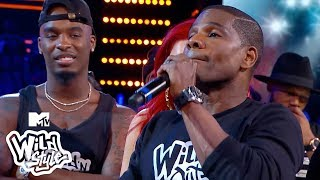 Nick Cannon Needs A Prayer After This Battle w/ Kirk Franklin 🙏 Wild 'N Out | #Wildstyle