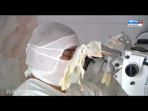 В Горно-Алтайске проводятся уникальные операции по восстановлению барабанной перепонки