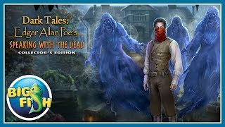 Dark Tales: Edgar Allan Poe's Speaking with the Dead Collector's Edition video
