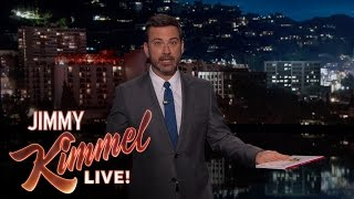Jimmy Kimmel Received Horrifying Book for His Daughter - dooclip.me