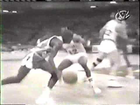 Video: Michael Jordan vs. Len Bias