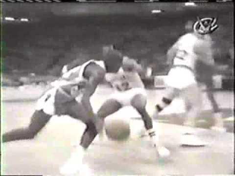 Michael Jordan vs. Len Bias