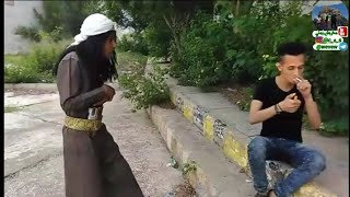 اضحك من قلبك مقطع يمني كوميدي ارتفاع سعر السجائر مع المدبر مروان تموت ضحك ههه / ابوه مسكه يشرب سجاره