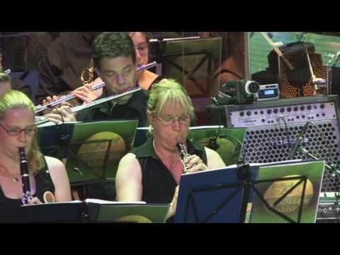 Vierdaagse-orkest 2009 Promotie DVD montage - deel 1