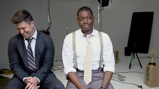 Michael Che and Colin Jost Turn the Emmys into SNL