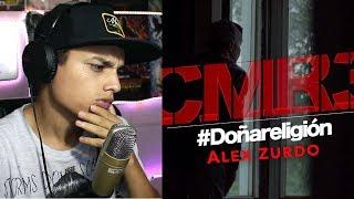 [Reaccion] Alex Zurdo - Doña Religión (Vídeo Oficial) - Themaxready