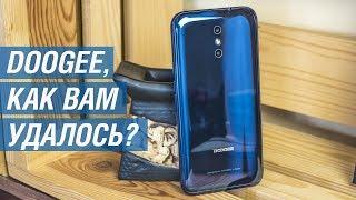 Смартфон DOOGEE BL5000 Blue (6924351609917) от компании Cthp - видео 1