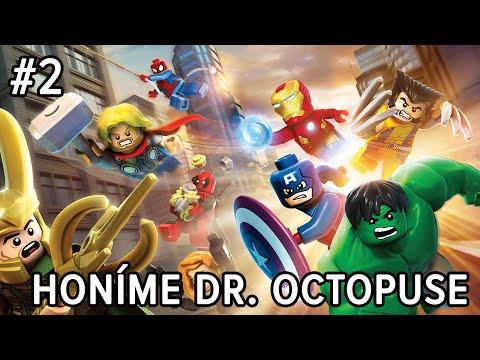 [CZE] StylersGaming - LEGO Marvel Super Heroes #2 Honíme Dr.Octopuse