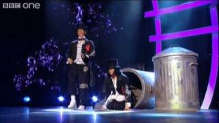 Week 1: Mark & Lizzie - Hip Hop Lyrical - So You Think You Can Dance - BBC One