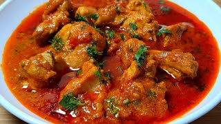 LAHORI CHICKEN RECIPE l HOW TO MAKE LAHORI CHICKEN CURRY l लाहोरी चिकन करी