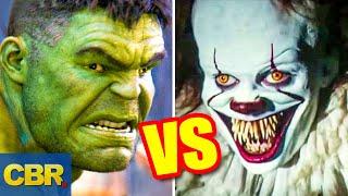 Hulk VS Pennywise Battle