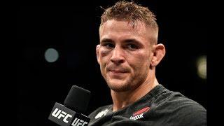 UFC Norfolk: Entrevista no octógono com Dustin Poirier