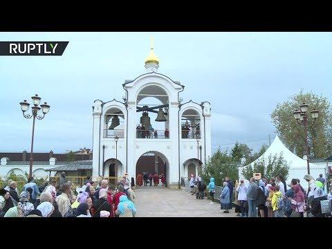 В Подмосковье прошел седьмой Елисаветинский крестный ход