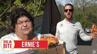 Barstool Pizza Review - Ernies Pizzeria (New Haven, CT)