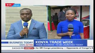 CS Peter Munya outlines Kenya's strategic trade policies at Kenya Trade Week