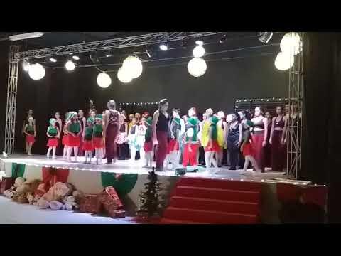 Cultura, apresentação Dança em Borrazópolis