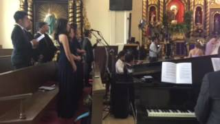 Vocalismo Choral Group - Prayer of St Francis