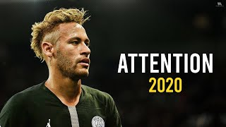 Neymar Jr ► Attention   Charlie Puth ● Insane Skills & Goals 201920 | HD