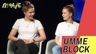 Interview Mit Klara Rebers Und Leoni Klinger Von Umme Block