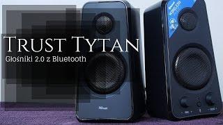Głośniki komputerowe 2.0 Trust Tytan - recenzja i test