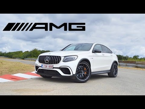 Mercedes-benz GLC Coupe - GLC Coupe 63 AMG S 510ch 4Matic+ Speedshift MCT AMG Euro6d-T-EVAP-ISC