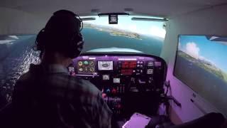 DIY Flight Sim, Cessna cockpit - FSX - Most Popular Videos