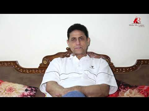 Mr D.R Arora ( Deputy Commissioner Delhi) Testimonial - Make My lagan