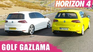 Golf İle Gazlıyoruz | Forza Horizon 4