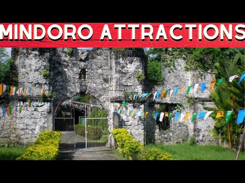 Video Top 10 Must Visit Attractions of Mindoro