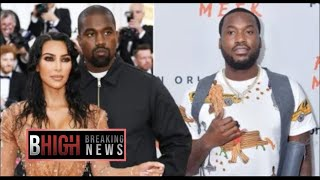 Kanye West Suggests Wife Kim Kardashian Slept With Meek Mill, Dave Chappelle Rushes To His House