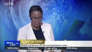 Stowaway falls off Kenya Airways flight to London