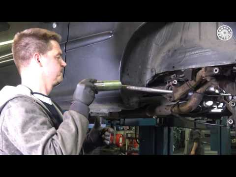 PSA-Hinterachsen-Reparatur mit OPTIMAL Reparatur-Kits – Teil 1: 28 mm / PSA rear axle repair - 28 mm