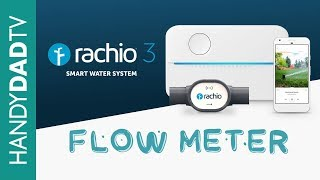Rachio Smart Water System - Wireless Flow Meter