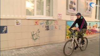 Новгородцы присоединились к международной акции «День без автомобиля»