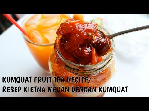 Video Kumquat Fruit Drink Recipe/ Resep Jeruk Kietna ala Medan/ 金桔饮料 ~LUKSUNSHINE~