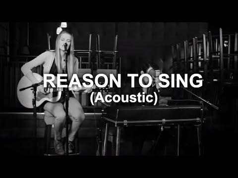 Reason To Sing - Youtube Live Worship