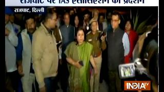 IAS association conducts candle march against alleged assault on Delhi Chief Secretary