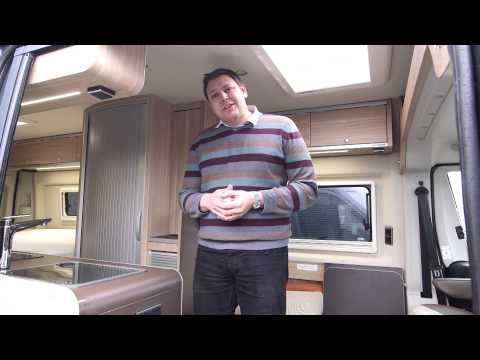 The Practical Motorhome HymerCar Sierra Nevada review
