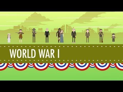 American History: World War One