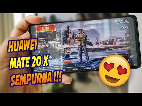 Smartphone SEMPOA!! Eh,, SEMPURNA!!  – Review Huawei Mate 20 X