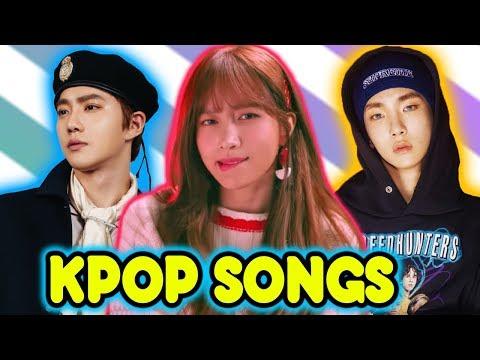 THE BEST 80 KPOP SONGS OF 2018