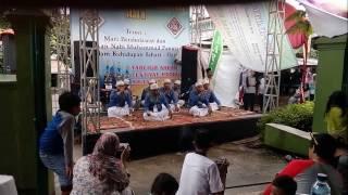 Turbatus Syifa  Masjid Jami Albarkah Kembangan Utara 2016